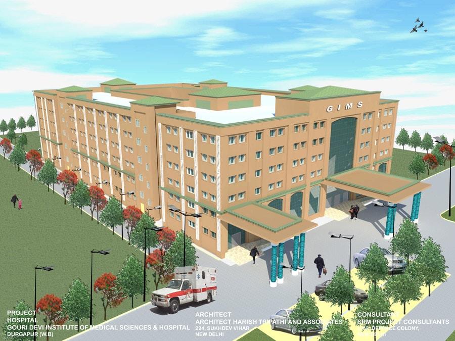 Gouri Devi Institute of Medical Sciences Durgapur