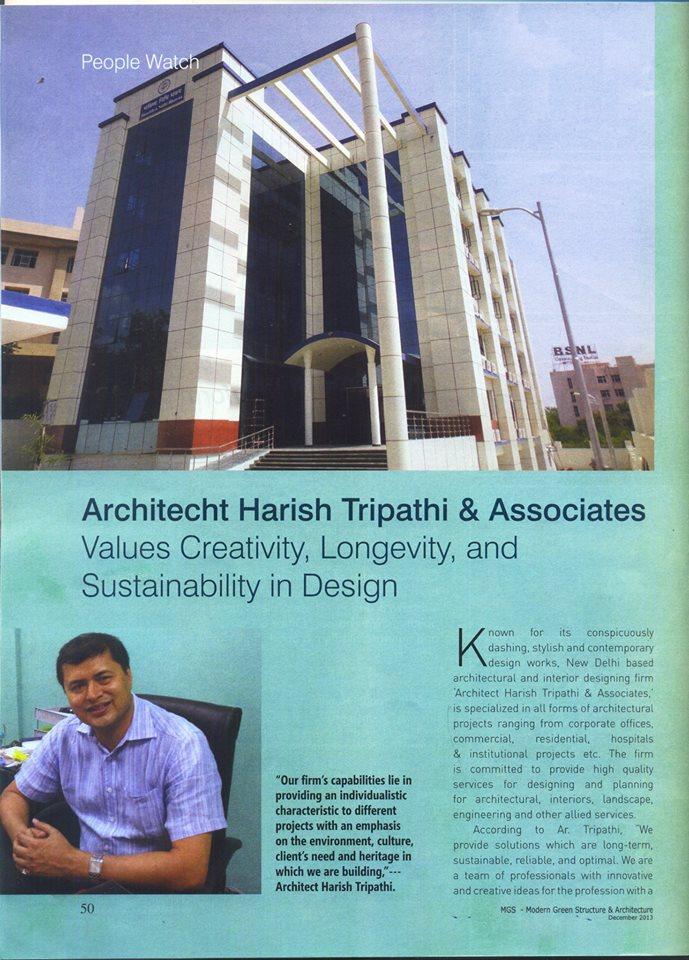 MGS Architecture Magzine Dec 2013