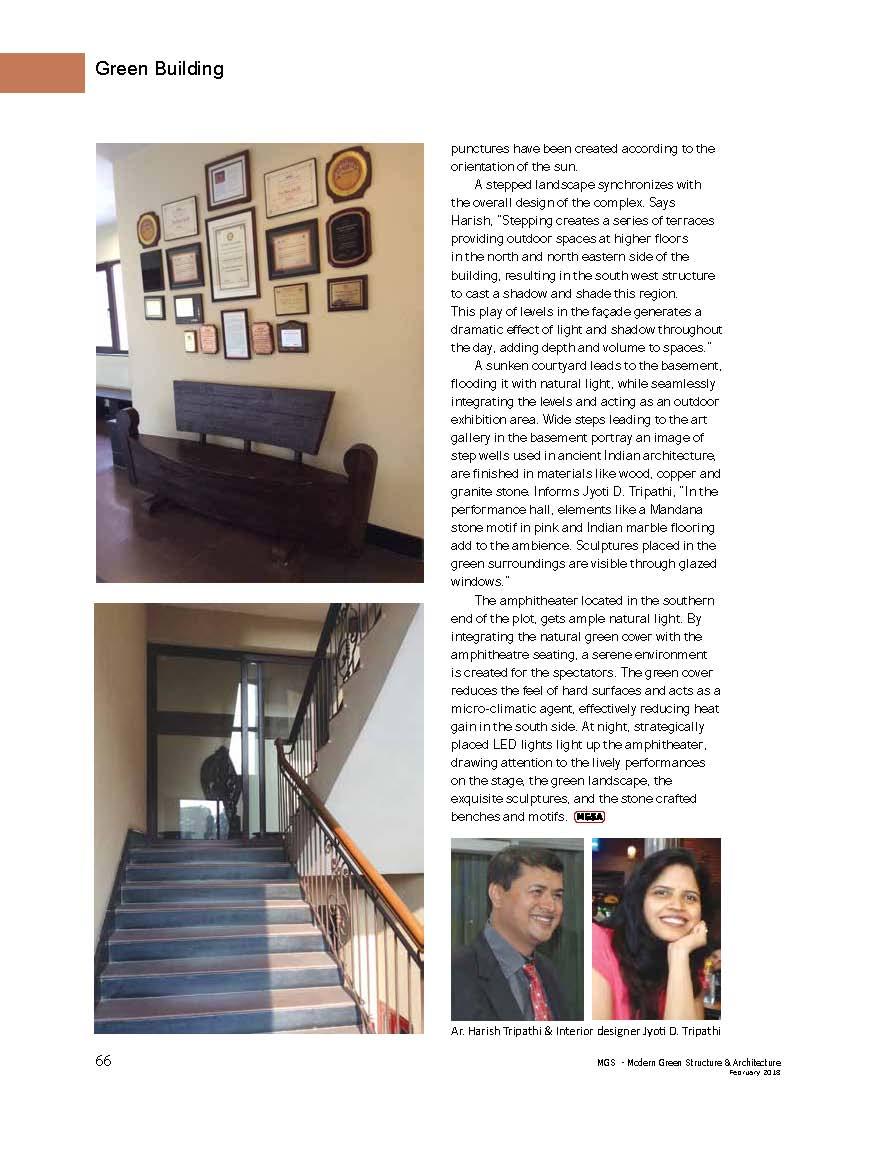 MGS Architecture Magzine Feb 2018